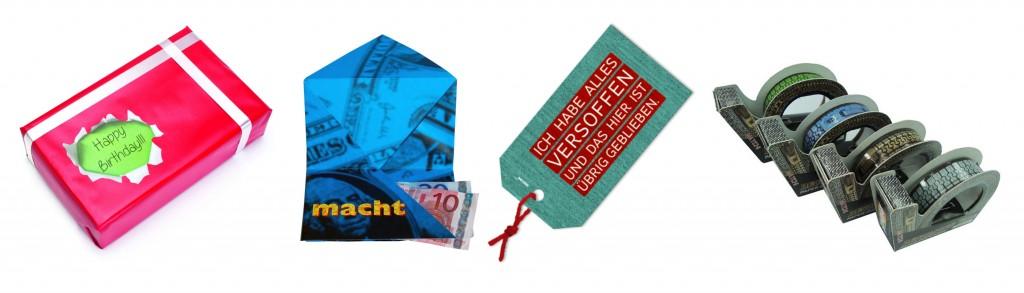 geschenkwichtel Geschenkverpackungen