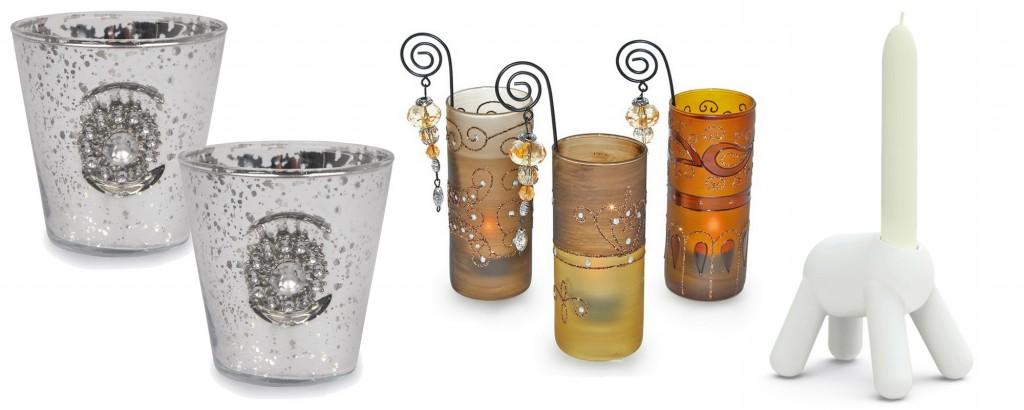 geschenkwichtel.de Teelichthalter Kerzenständer